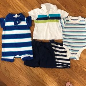Old Navy 3-6 Month Summer Lot